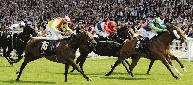 Royal Ascot Day 4 Tips: Winter To Freeze Out Rivals Again